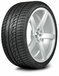 2 New Delinte Ds8 P255 45r19 Tires 2554519 255 45 19