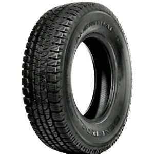 1 New General Ameritrac Tr Lt235x80r17 Tires 2358017 235 80 17