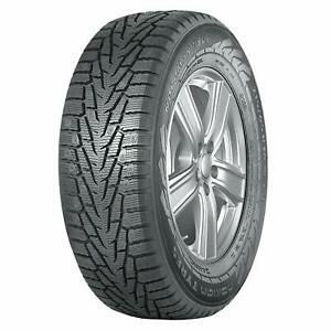 4 New Nokian Nordman 7 Suv 215 60r17 Tires 2156017 215 60 17