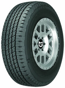 1 New General Grabber Hd Lt235x80r17 Tires 2358017 235 80 17