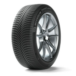 1 New Michelin Cross Climate 235 45r17 Tires 2354517 235 45 17