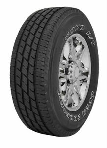 4 New Toyo Open Country H t Ii 265x70r17 Tires 2657017 265 70 17