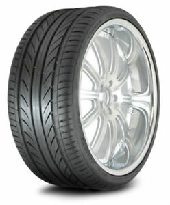 2 New Delinte Thunder D7 255 35r20 Tires 2553520 255 35 20