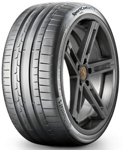 1 New Continental Sportcontact 6 245 35zr19 Tires 2453519 245 35 19