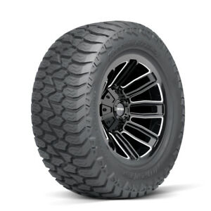 4 New Amp Terrain Attack A T 315x70r17 Tires 3157017 315 70 17