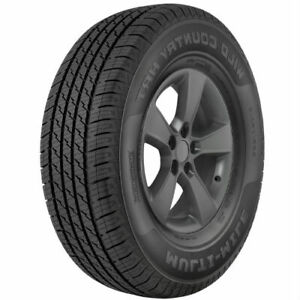 4 New Multi mile Wild Country Hrt 225x55r19 Tires 2255519 225 55 19