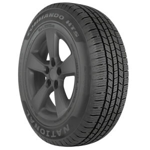 2 New National Commando Hts 235x75r16 Tires 2357516 235 75 16