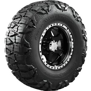 4 New Nitto Mud Grappler Lt33x12 50r17 Tires 33125017 33 12 50 17