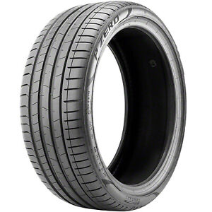 1 New Pirelli P Zero Pz4 Luxury 225 40r19 Tires 2254019 225 40 19