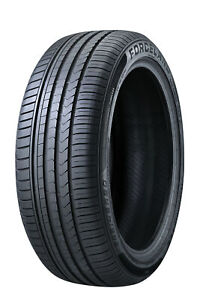4 New Forceland Kunimoto f22 245 35r20 Tires 2453520 245 35 20