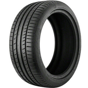 1 New Continental Contisportcontact 5p 275 35r21 Tires 2753521 275 35 21