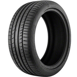 4 New Continental Contisportcontact 5p 275 35r21 Tires 2753521 275 35 21