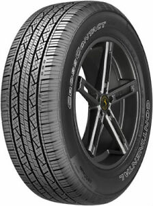 4 New Continental Crosscontact Lx25 245 60r18 Tires 2456018 245 60 18