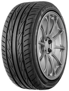 2 New Yokohama Advan Fleva V701 215 45r17 Tires 2154517 215 45 17
