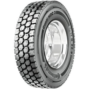 2 New Continental Conti Hdc 3 11xr 22 5 Tires 11225 11 1 22 5