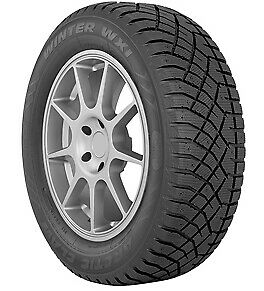 1 New Vanguard Arctic Claw Wxi P225 45r18 Tires 2254518 225 45 18