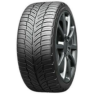 4 New Bfgoodrich G Force Comp 2 A S 215 45r17 Tires 2154517 215 45 17
