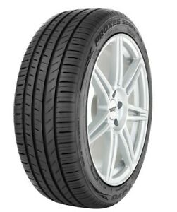 2 New Toyo Proxes Sport A s 255 45r18 Tires 2554518 255 45 18