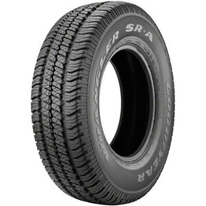 1 New Goodyear Wrangler Sr a 255x65r16 Tires 2556516 255 65 16