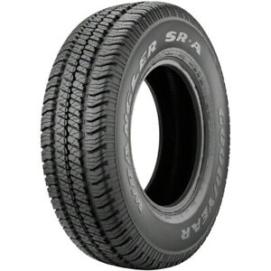 4 New Goodyear Wrangler Sr A 255x70r16 Tires 2557016 255 70 16