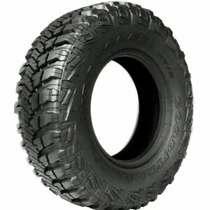 4 New Goodyear Wrangler Mt r With Kevlar 285x70r17 Tires 2857017 285 70 17