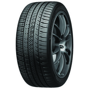 2 New Michelin Pilot Sport All Season 4 315 35r20 Tires 3153520 315 35 20