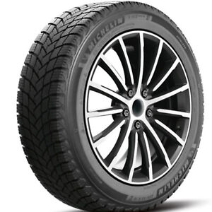 2 New Michelin X Ice Snow P225 60r17 Tires 2256017 225 60 17