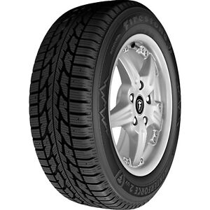 4 New Firestone Winterforce 2 Uv 255 70r17 Tires 2557017 255 70 17