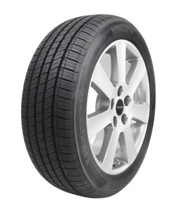 2 New Fuzion Touring A s 215 55r17 Tires 2155517 215 55 17