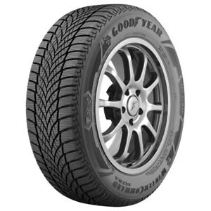2 New Goodyear Winter Command Ultra P195 65r15 Tires 1956515 195 65 15