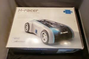 Working H racer Hydrogen Fuel Cell Model Car Refueling Station Kit In Spanish