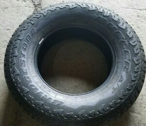 Bridgestone Dueler A T 265 70r17 New Take Off Tire A T Sidewinder