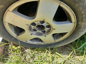 1999 05 Vw Jetta 15 Inch Factory Oem Wheel
