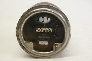 Original 1928 1929 1930 1931 International Truck 75 Mph Stewart Speedometer
