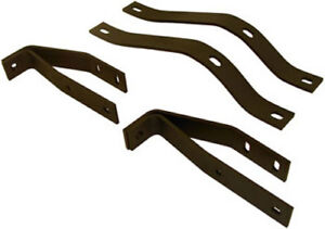1941 42 43 44 45 1946 Chevrolet Chevy Gmc Pickup 1 2 Ton Rear Bumper Brackets