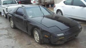 Manual Transmission Without Turbo Fits 89 91 Mazda Rx7 820567
