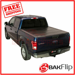 Bak Industries Bakflip Fibermax Tonneau Cover Fits Ford 2008 2016 F 250