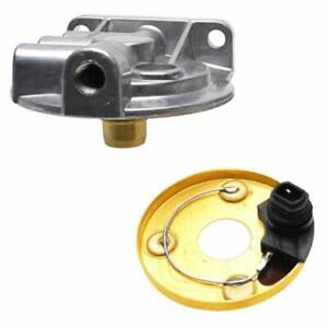 For 83 94 Ford 6 9l 7 3l Diesel Fuel Filter Housing Header And Heater Element