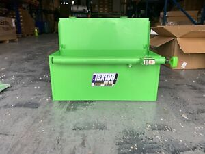 Green Touch Tbx100 uni box Tool storage Box for Open enclosed Trailers
