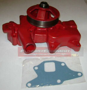 87800712 Water Pump For Ford New Holland Ts100 Ts110 7740 7840 8240 8340 2550