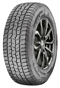 4 New Cooper Discoverer Snow Claw 255x70r17 Tires 2557017 255 70 17