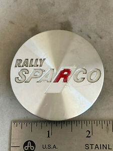 Rally Sparco Racing Wheel Rim Machined Hub Dust Cover Center Cap 2 1 4 Diameter