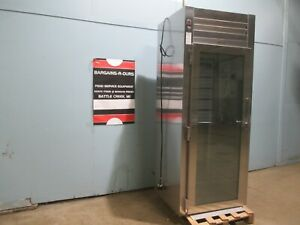traulsen Hd Commercial Roll in Pass Thru Doors Digital Heated Holding Cabinet
