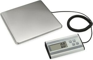 Digital Heavy Duty Shipping And Postal Scale 440 Lbs Capacity