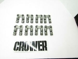 Crower High Seat Sb Chevy Roller Lifters 842 Crane Cams Dragracing 9