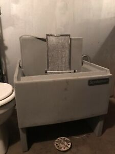Scotsman Uf424 Ice Tub Replacement Bin Only
