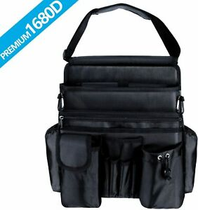 Car Office Organizer Front Seat 1680d Water Proof Passenger Business Seat File