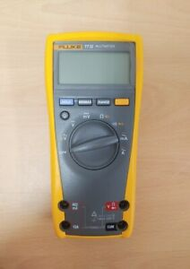 Fluke 77 4 77 Iv 1000v Industrial Multimeter With Accessories