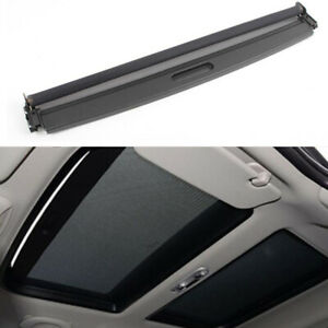 1x Front Sunroof Sunshade Curtain Cover For Mini Cooper Countryman R60 2007 2016