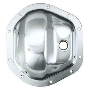 Speedway 5503787 Dana 60 Axle Chrome Rear End Differential Cover